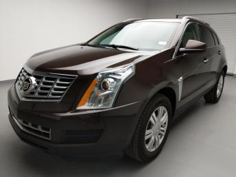 2015 Cadillac SRX Luxury Collection - 1740001058