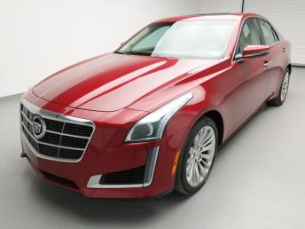 2014 Cadillac CTS 2.0 Luxury Collection - 1740001063