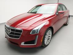 2014 Cadillac CTS 2.0 Luxury Collection
