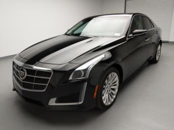 2014 Cadillac CTS 2.0 Luxury Collection - 1740001100
