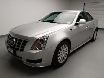 2013 Cadillac CTS 3.0 Luxury Collection - 1740001102