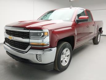 2016 Chevrolet Silverado 1500 Double Cab LT 6.5 ft - 1740001145