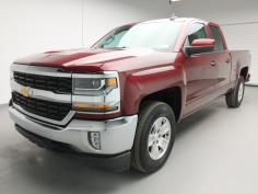 2016 Chevrolet Silverado 1500 Double Cab LT 6.5 ft