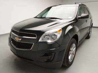 2013 Chevrolet Equinox LT - 1740001202