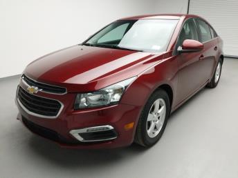 2015 Chevrolet Cruze 1LT - 1740001252