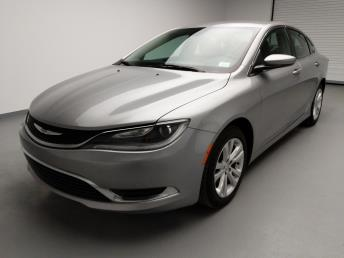 2015 Chrysler 200 Limited - 1740001272