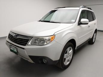 2010 Subaru Forester 2.5 X Limited - 1740001337