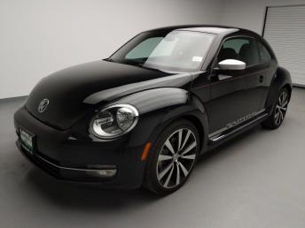 2012 Volkswagen Beetle 2.0T Turbo - 1740001382