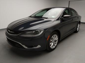2016 Chrysler 200 200C - 1740001429