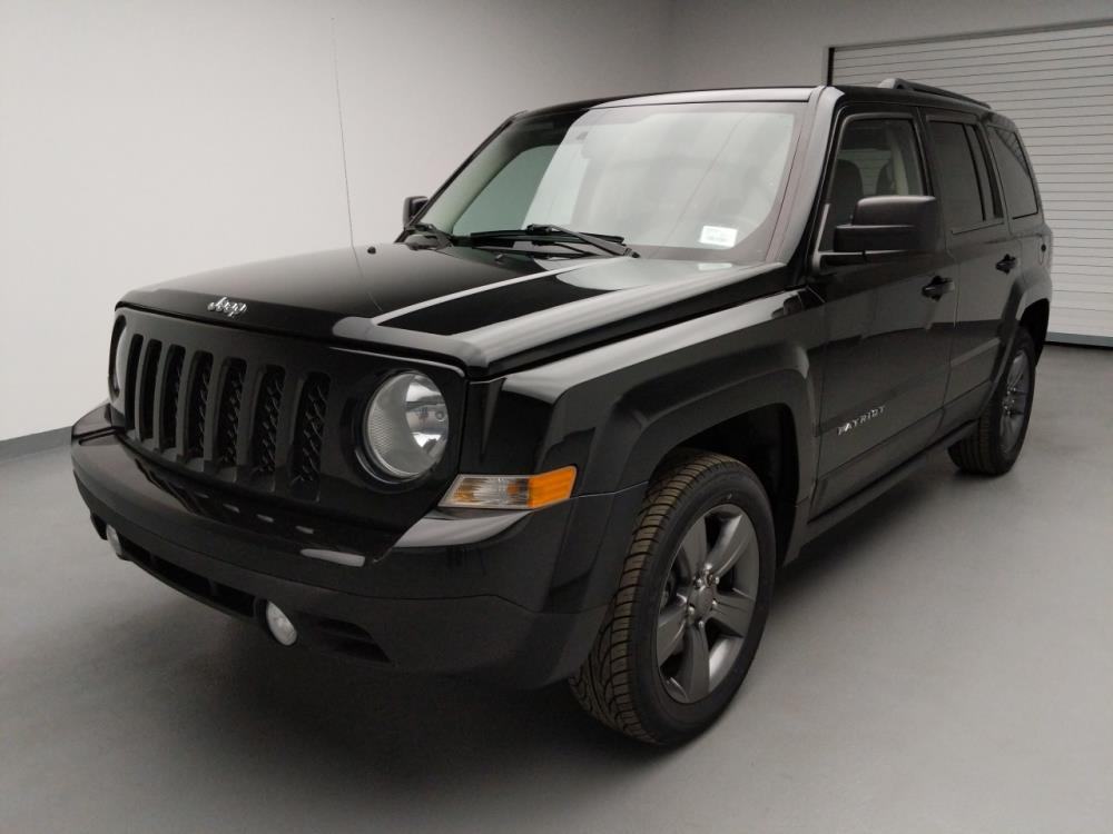 utility patriot high sport jeep inventory edition in owned altitude pre