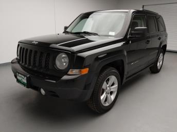 2012 Jeep Patriot Latitude - 1740001574
