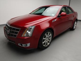 2009 Cadillac CTS  - 1740001596