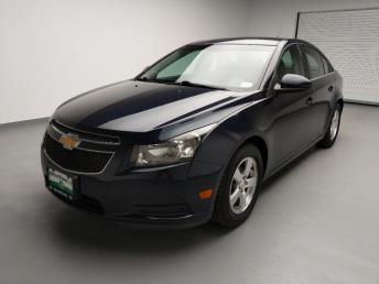 2014 Chevrolet Cruze 1LT - 1740001688