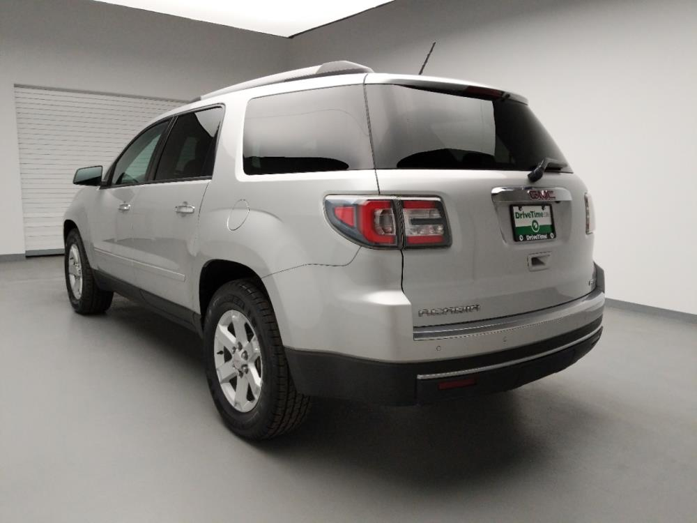 Lovely 2015 Gmc Acadia Sle-2