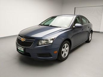 2014 Chevrolet Cruze 1LT - 1740001795