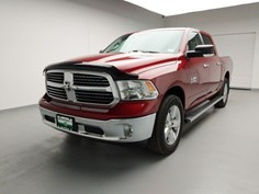 2015 Dodge Ram 1500 Crew Cab Big Horn 5.5 ft
