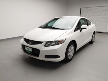 2013 Honda Civic LX - 1740001849