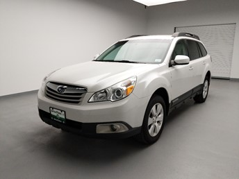 Used 2010 Subaru Outback