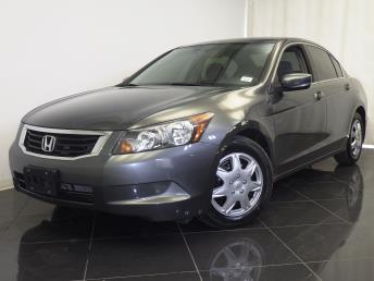2008 Honda Accord - 1770002931