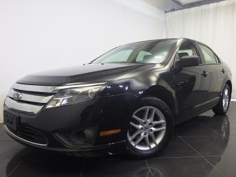 2012 Ford Fusion - 1770003443