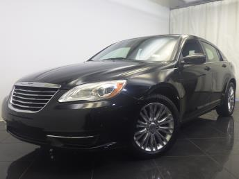 2012 Chrysler 200 - 1770003824