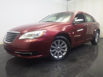 2013 Chrysler 200 - 1770004025