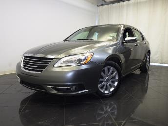 2013 Chrysler 200 - 1770004409