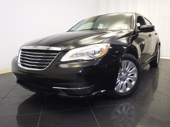 2012 Chrysler 200 - 1770004807