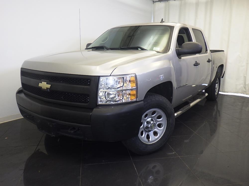 2008 Chevrolet Silverado 1500 - 1770004914