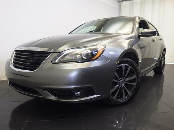2013 Chrysler 200 - 1770004975
