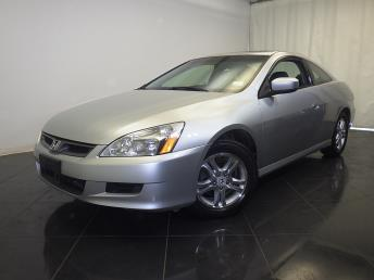 Used 2007 Honda Accord