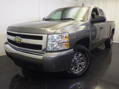 2008 Chevrolet Silverado 1500 Extended Cab LS 6.5 ft