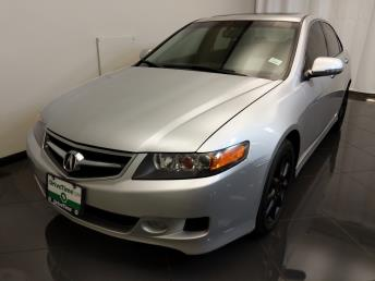 Used 2007 Acura TSX