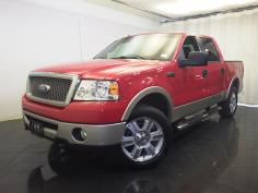 2007 Ford F-150 SuperCrew Cab Lariat 5.5 ft