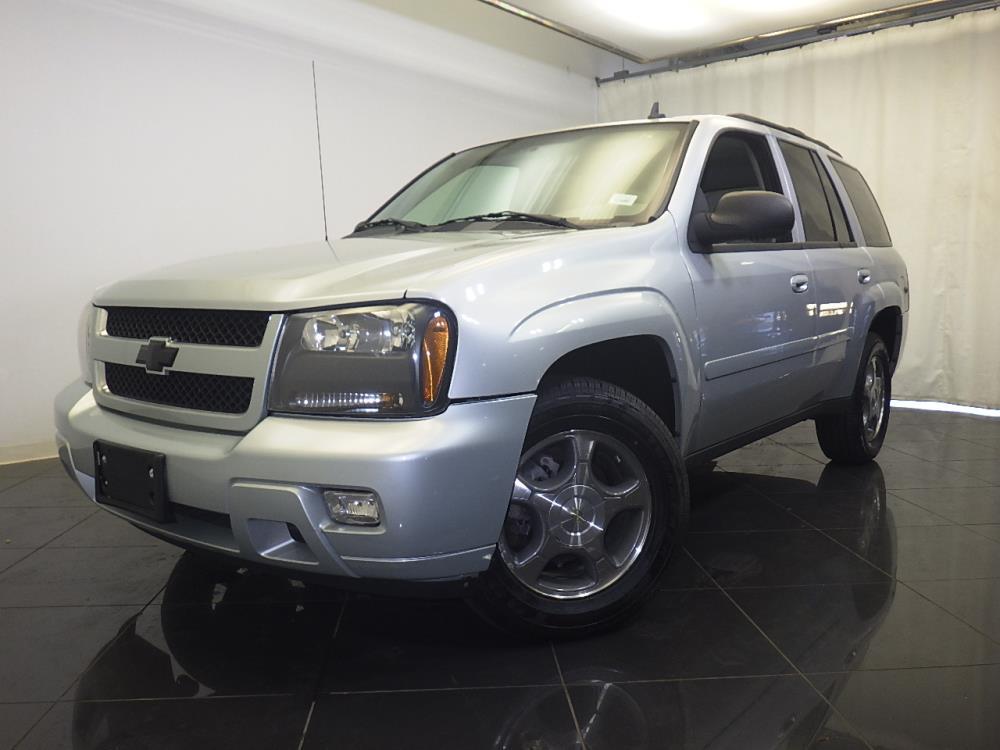 2008 Chevrolet TrailBlazer - 1770005634