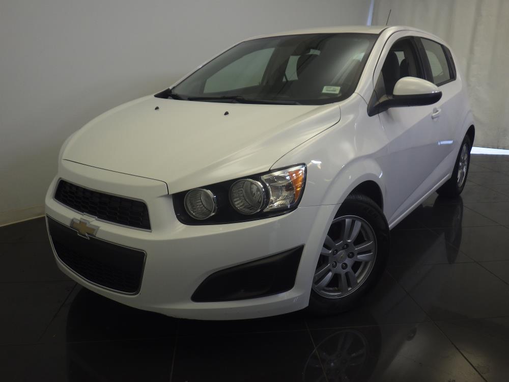 2012 Chevrolet Sonic - 1770005920