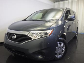 Used 2012 Nissan Quest