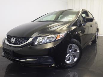 2014 Honda Civic LX - 1770006060