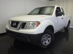 2014 Nissan Frontier King Cab S 6 ft