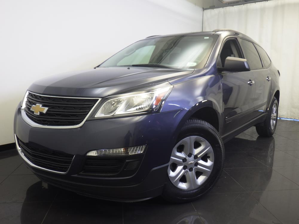 2014 chevrolet traverse for sale in chicago in. Black Bedroom Furniture Sets. Home Design Ideas