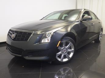 2014 Cadillac ATS 2.0L Turbo Luxury - 1770006393