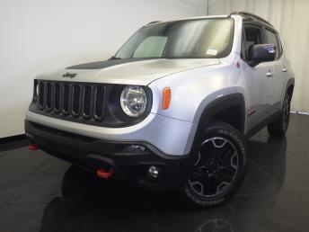 2016 Jeep Renegade Trailhawk - 1770006438
