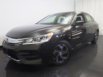 Used 2016 Honda Accord