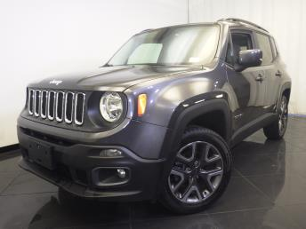 2016 Jeep Renegade Latitude - 1770006545
