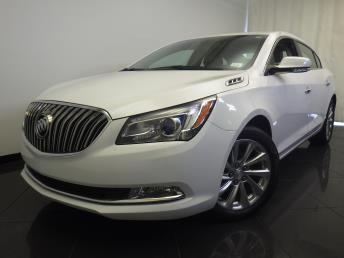 2015 Buick LaCrosse Leather - 1770006547