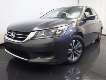 2015 Honda Accord LX - 1770006590