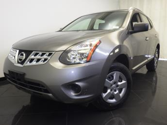 2014 Nissan Rogue Select S - 1770006621