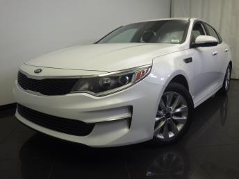 Used 2017 Kia Optima