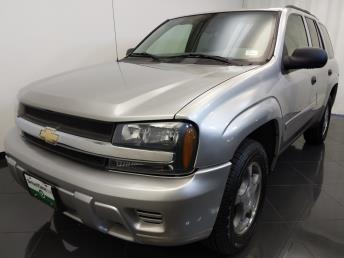 Used 2007 Chevrolet TrailBlazer