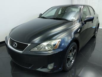 2007 Lexus IS 250  - 1770006761